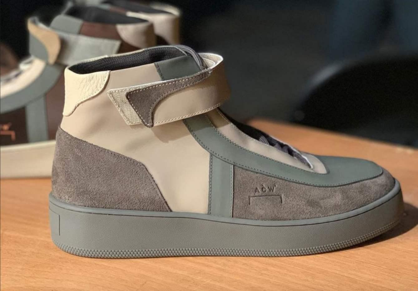 # A-COLD-WALL與Converse聯名:鞋跟變化會是未來的趨勢嗎? 3