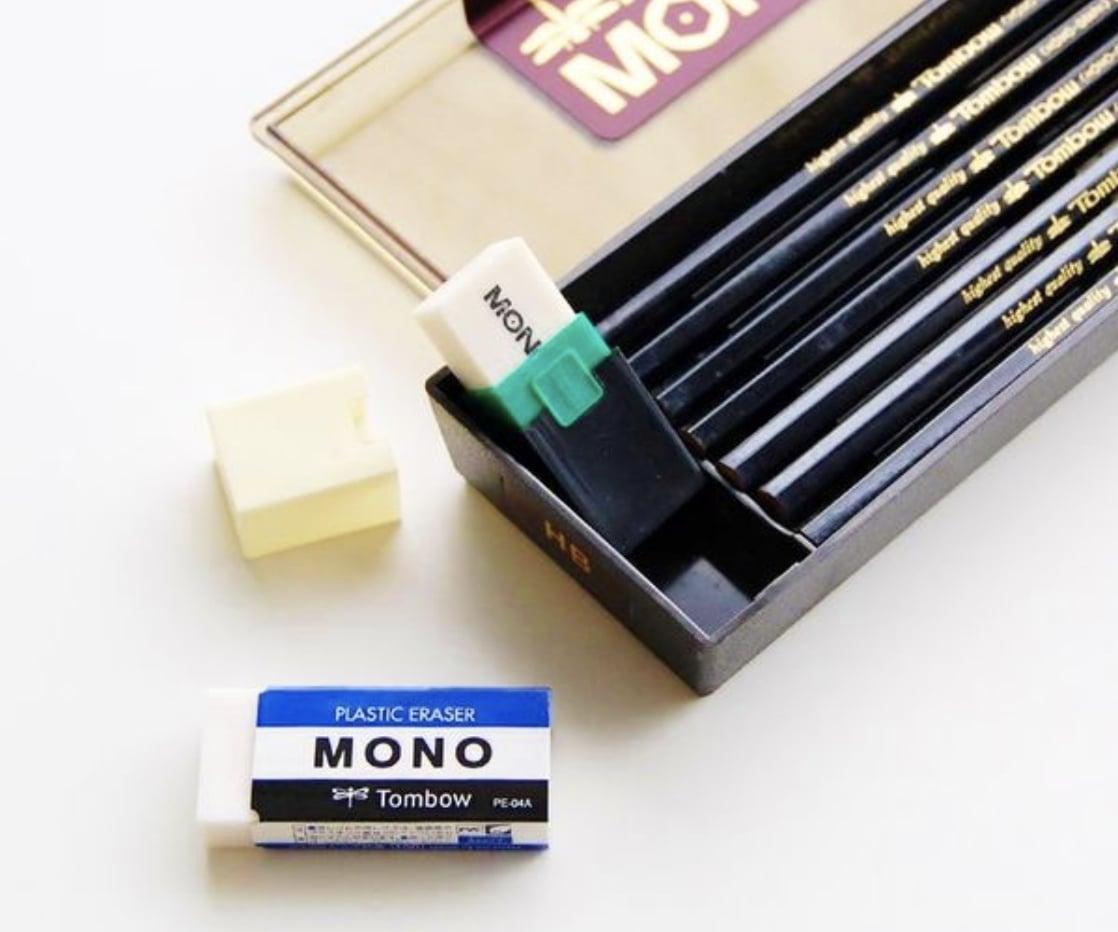 #時代眼淚:MONO橡皮擦50年生日快樂,紀念套裝限量發售! 1