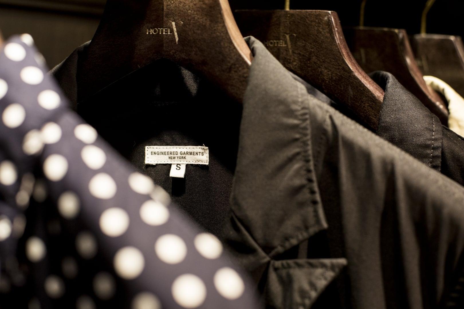 # HOTEL V 專訪:探索美好舒適的服裝聚落 19
