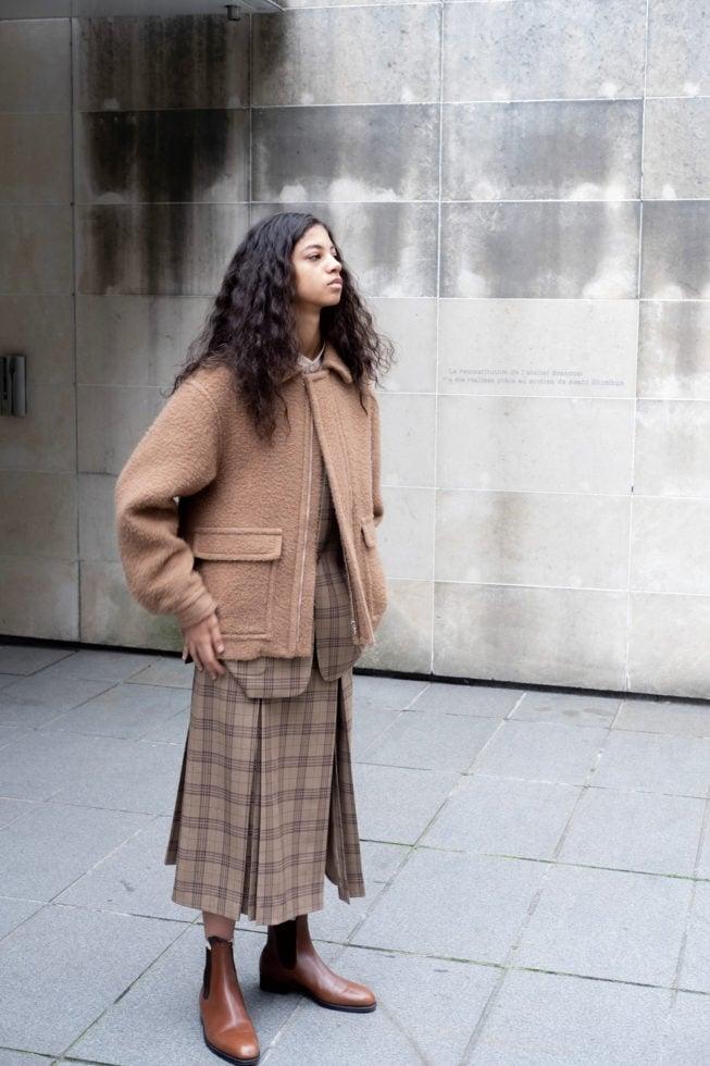 # AURALEE 2019 秋冬:首次巴黎時裝週展示 5