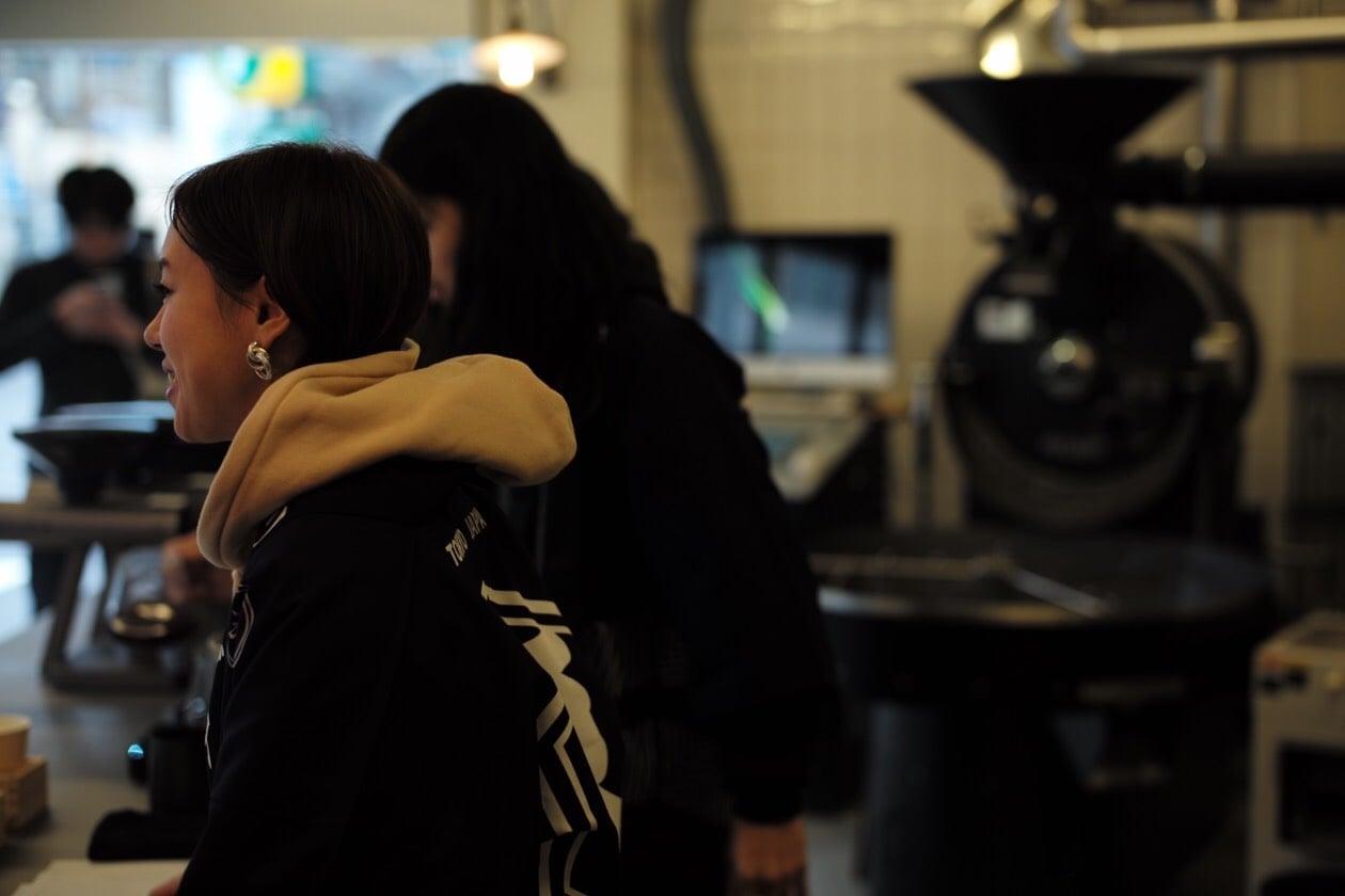# PROVIDER迎來東京Leaves Coffee Roasters:在台灣就可以喝到他們的手沖咖啡 11