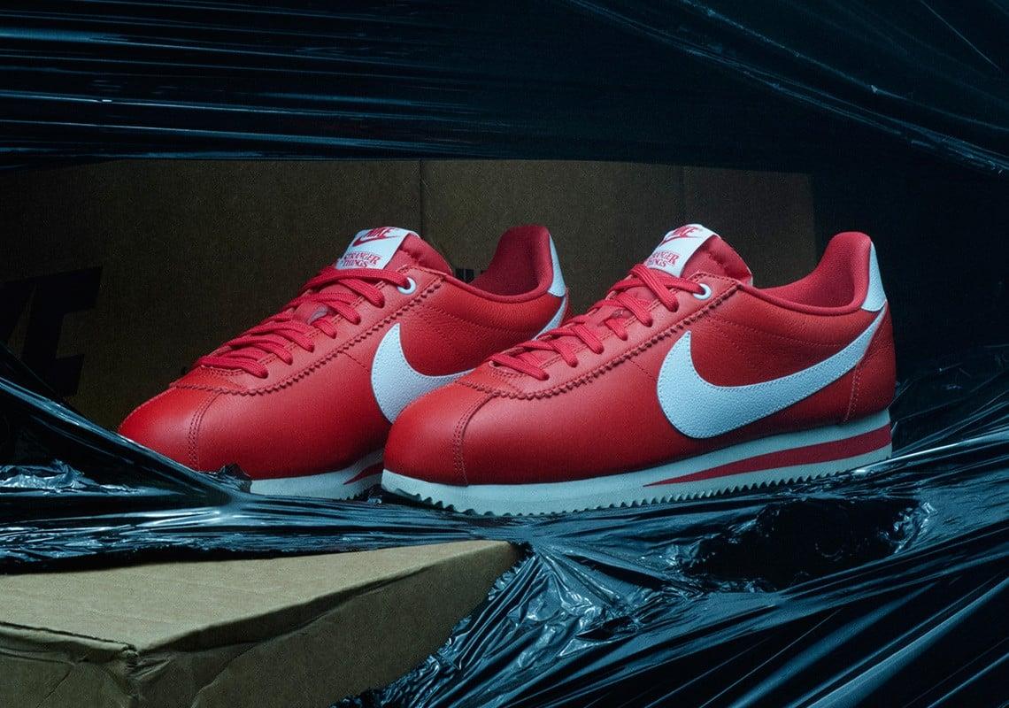 # Nike 終於正式公布:與《怪奇物語 Stranger Things 》聯名鞋款發表 9