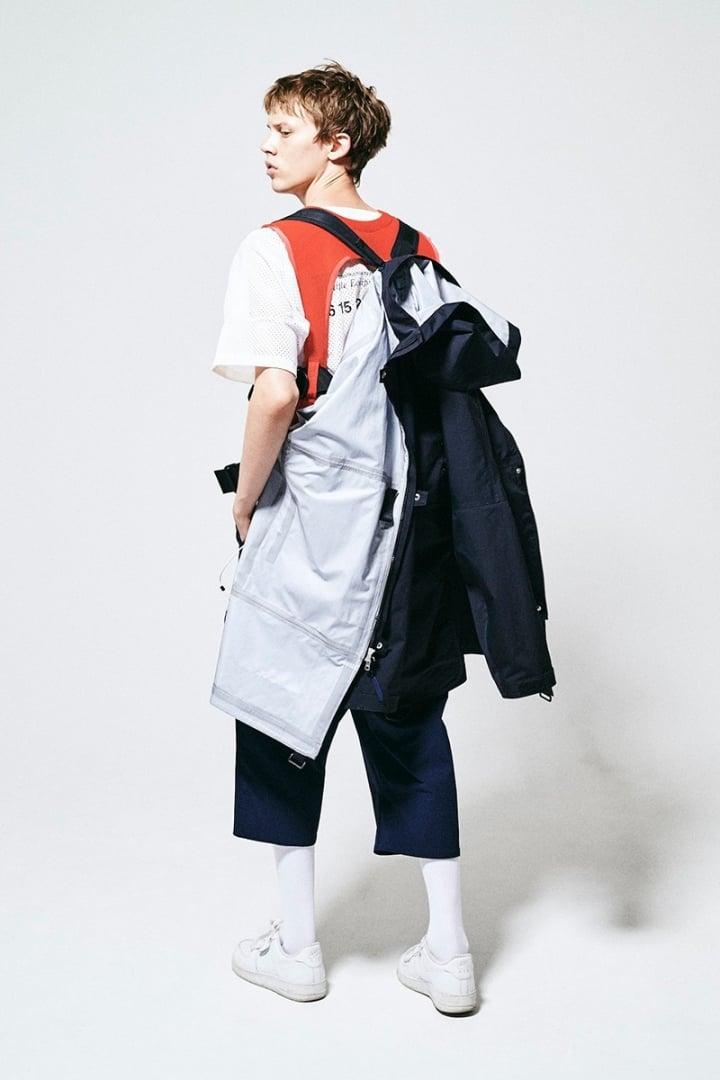 # POLIQUANT 2020ss:機能式外套背包還能夠發展什麼新意? 12