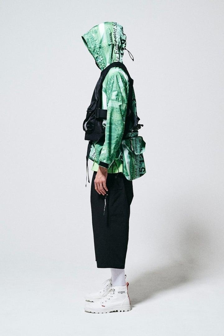 # POLIQUANT 2020ss:機能式外套背包還能夠發展什麼新意? 20