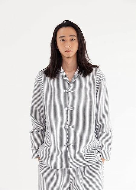 # STYLIST SHIBUTSU x NOWHAW:山本康一郎的「鹽系」美學 22