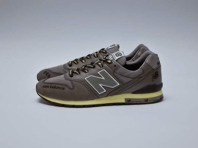 # 精銳盡出:New Balance CM996 聯乘六大日牌打造獨家鞋款 13
