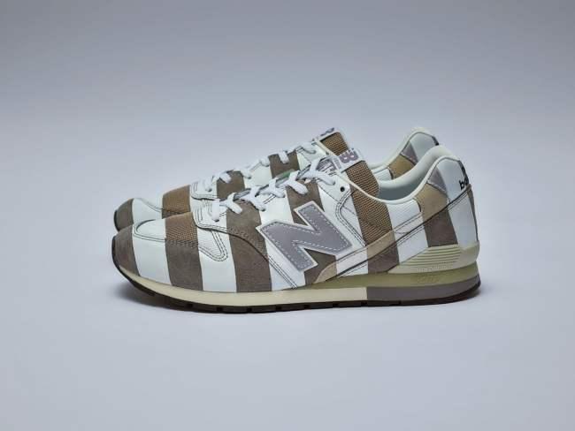 # 精銳盡出:New Balance CM996 聯乘六大日牌打造獨家鞋款 15