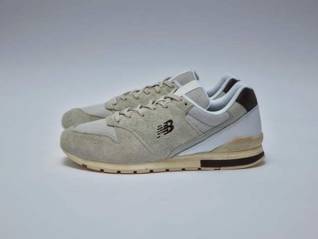 # 精銳盡出:New Balance CM996 聯乘六大日牌打造獨家鞋款 7