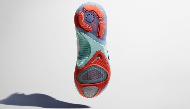 # NIKE Joyride:兼具迷人外表與舒適度的創新中底材質 6