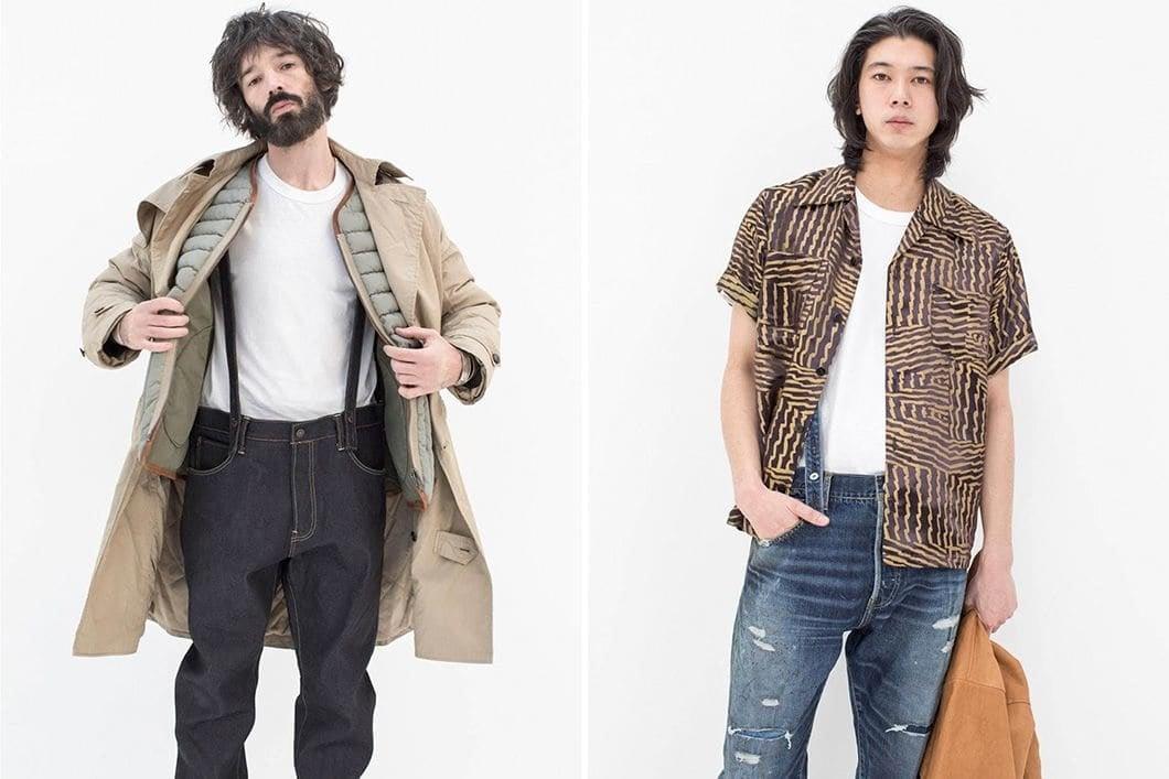 # visvim 2019aw:層次要領,吊帶褲與皮製騎士背心將成本季重點! 16