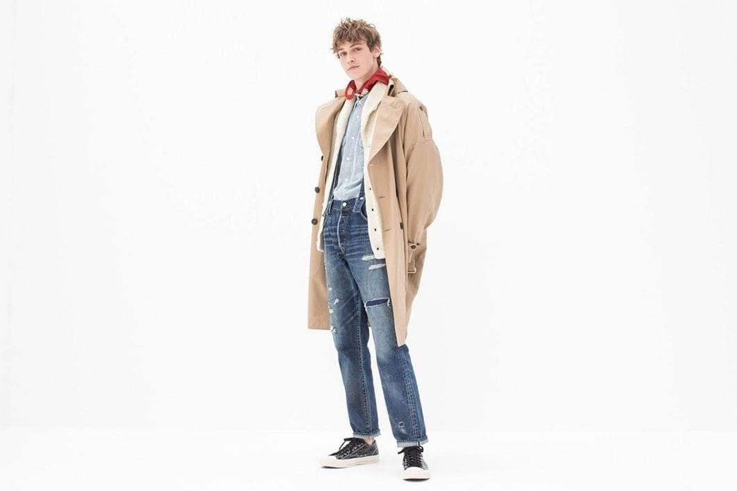 # visvim 2019aw:層次要領,吊帶褲與皮製騎士背心將成本季重點! 4