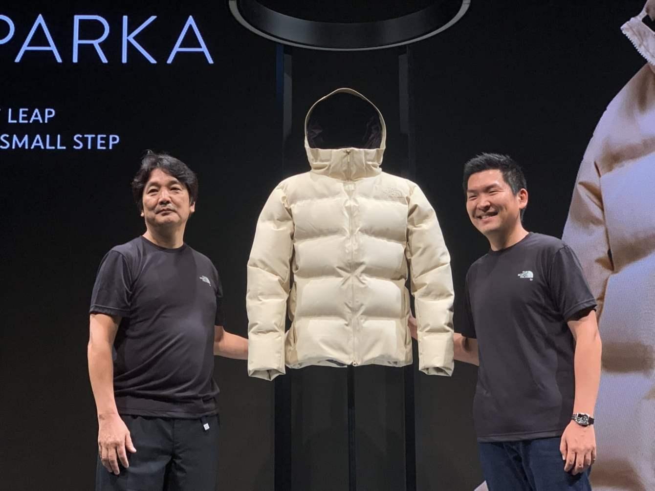 # THE NORTH FACE 攜手 SPIBER 面料科技:人造蜘蛛絲纖維機能服,一件要價15萬日幣! 11