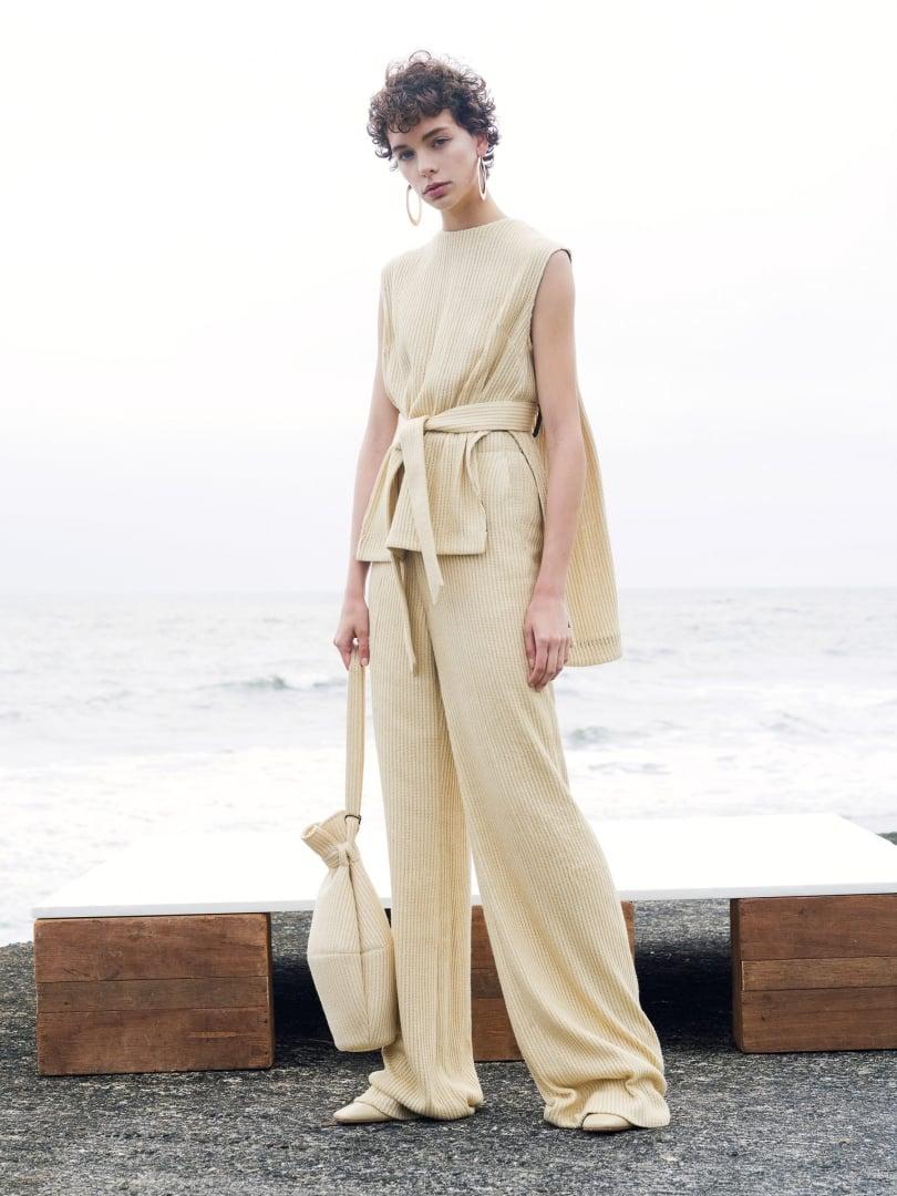 # YOHEI OHNO 2020ss:袖口開衩將會是明年服裝設計的趨勢嗎? 7