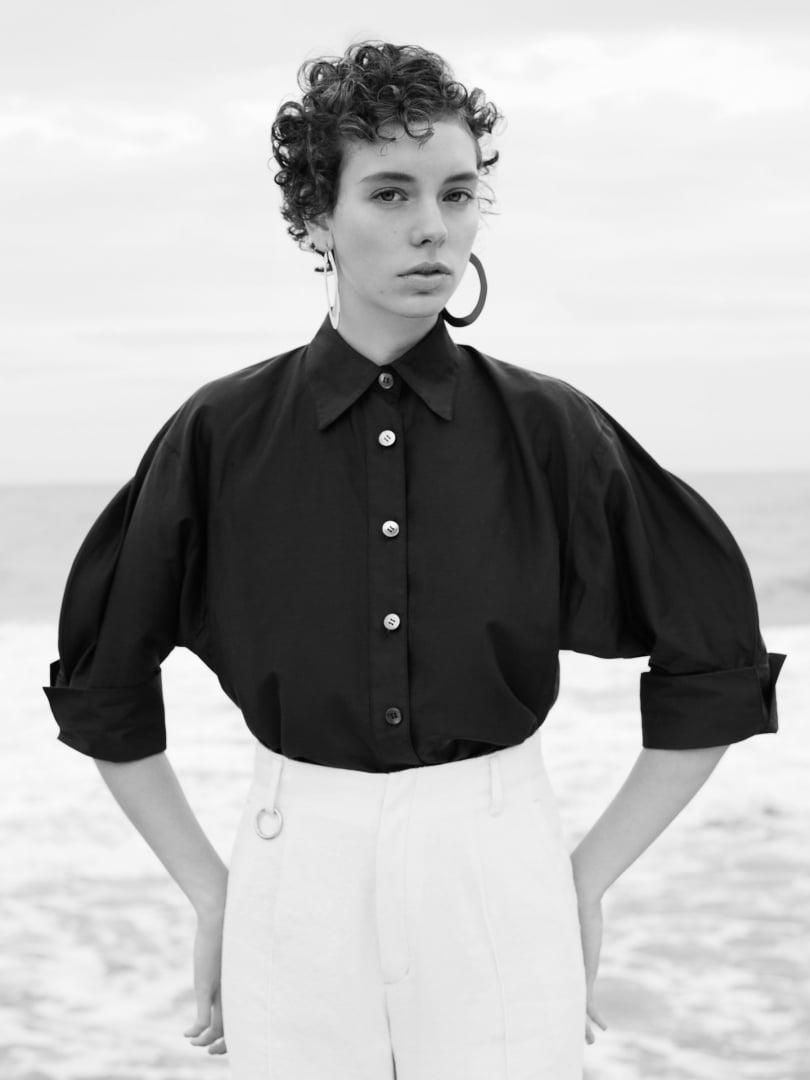 # YOHEI OHNO 2020ss:袖口開衩將會是明年服裝設計的趨勢嗎? 13