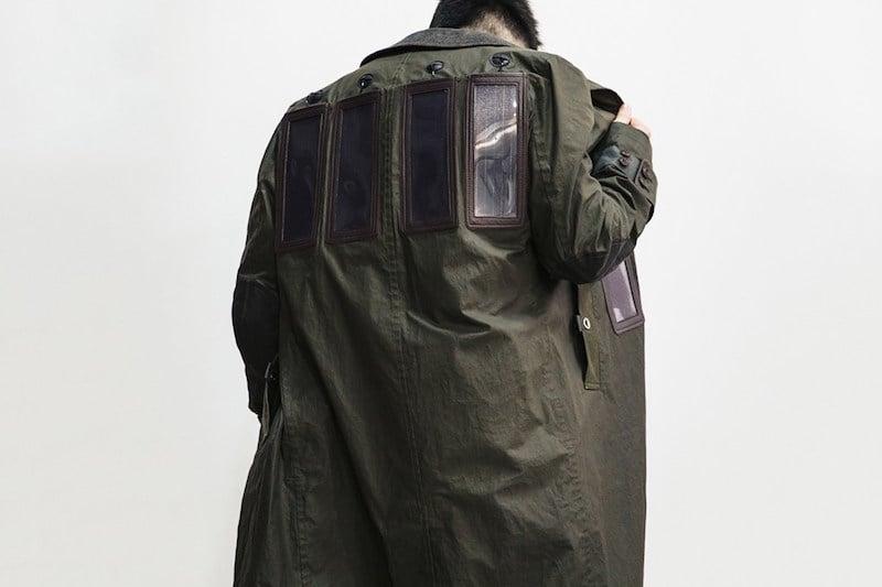 # 現代人必備神器:有了這外套,當個貨真價實的「人體發電機」 18