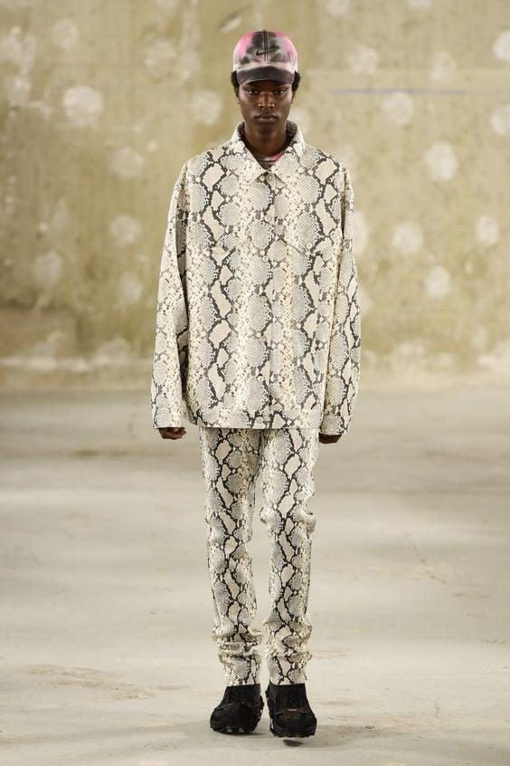 # FRED PERRY x AKANE UTSUNOMIYA:豹紋之外的時尚趨勢? 8