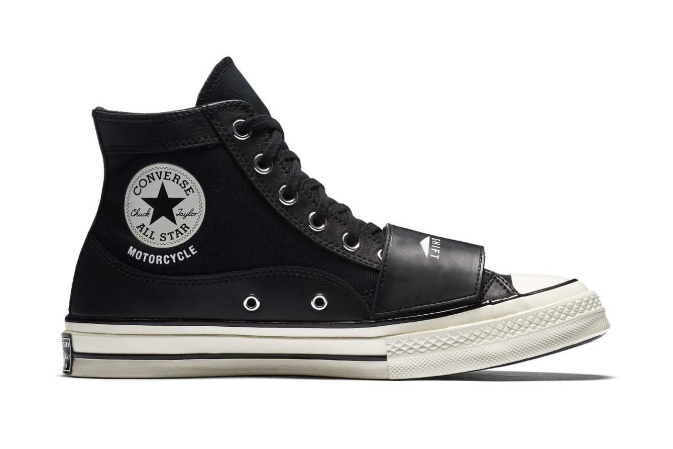 # NEIGHBORHOOD 再度聯名 Converse:以更「黑」的態度「對抗」主流文化 2