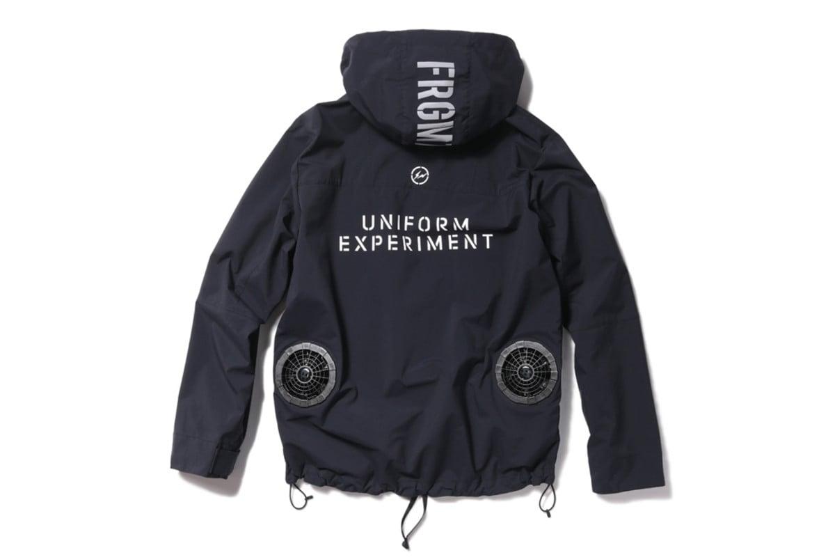 # 現代人必備神器:有了這外套,當個貨真價實的「人體發電機」 30