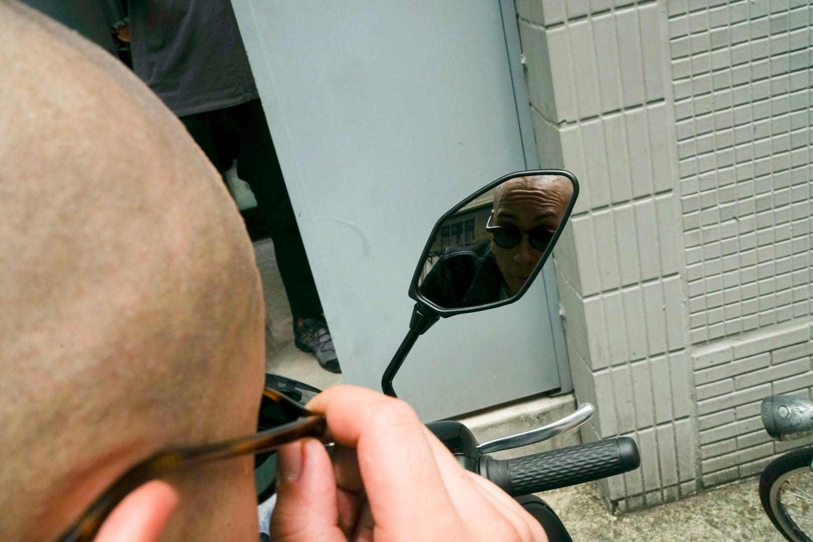 # YAMAHA × Gogoro EC-05 漫遊記:CYBERFUNK 創作人的一日踩點! 5
