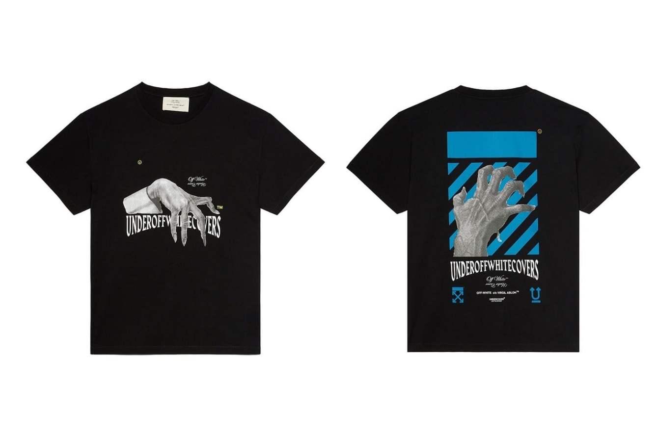 # UNDERCOVER x Off-White™ :復古綜藝穿出「UNDEROFFWHITECOVERS」時尚惡趣味 6