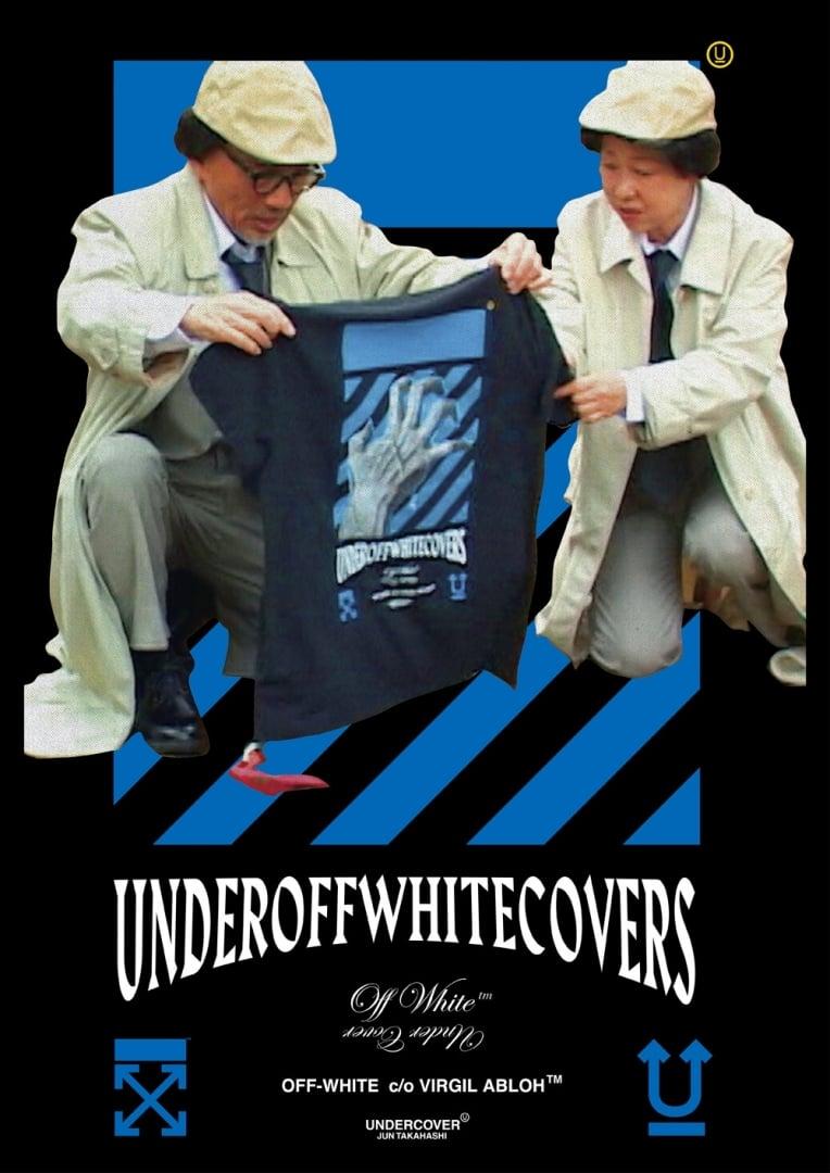 # UNDERCOVER x Off-White™ :復古綜藝穿出「UNDEROFFWHITECOVERS」時尚惡趣味 3