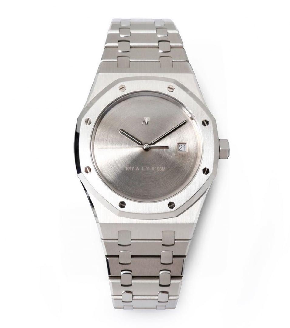 # 化繁為簡:1017 ALYX 9SM 重塑經典 Audemars Piguet Royal Oak 腕錶! 1