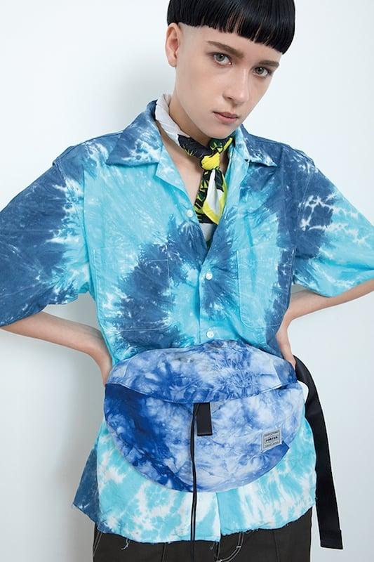 # 從運動品牌到奢侈時裝都在用:2020 春夏代表工藝 — 絞染 SHIBORI 6