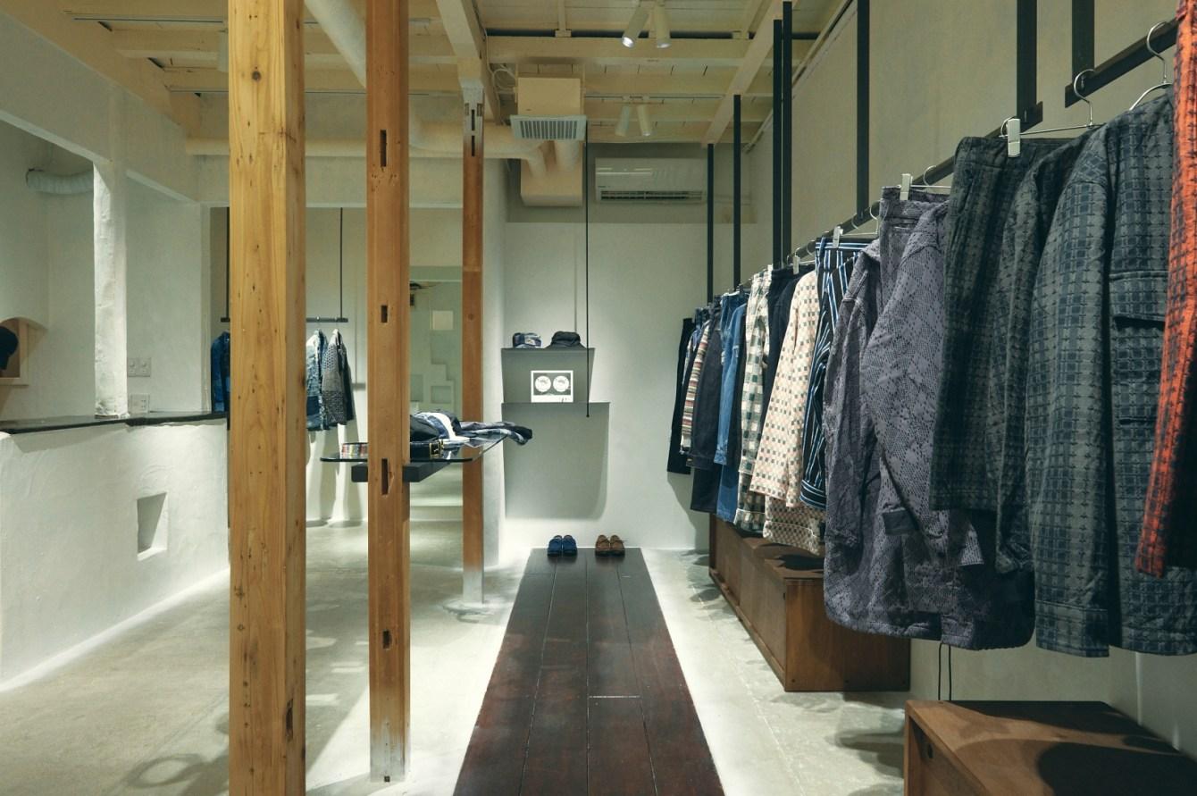 # 古布訂製的機會來了:KUON 將開設首間品牌旗艦店 1