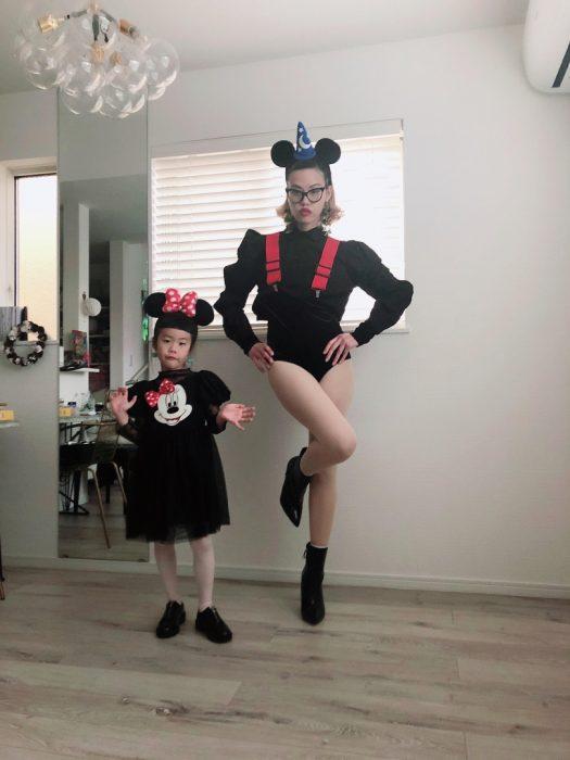 在家服裝秀!不亦樂乎 ─ 迪士尼篇