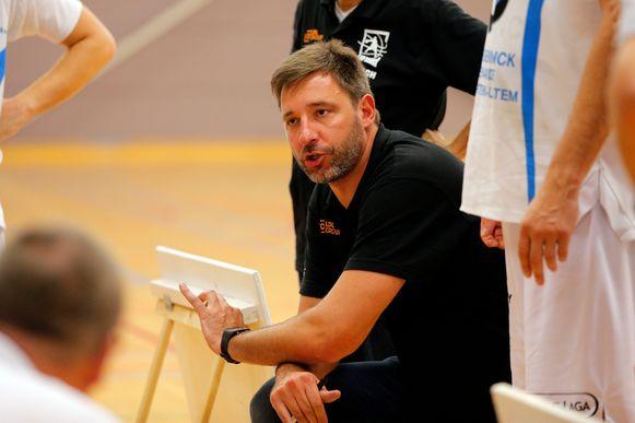 Coach Kenneth Desloovere zag LDP Donza tweemaal winnen