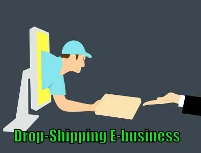 Drop-Shipping E-business