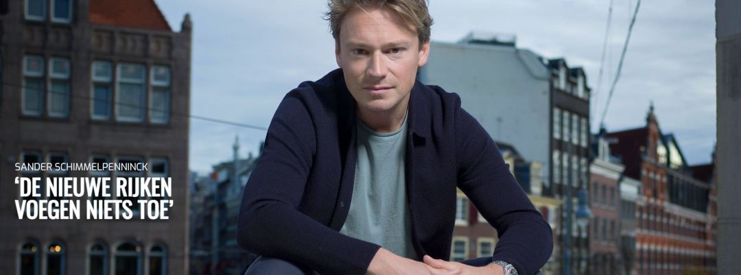 FNV, Magazine, Interview, Journalistiek, Sander Schimmelpenninck, Content, LDRT, rijken