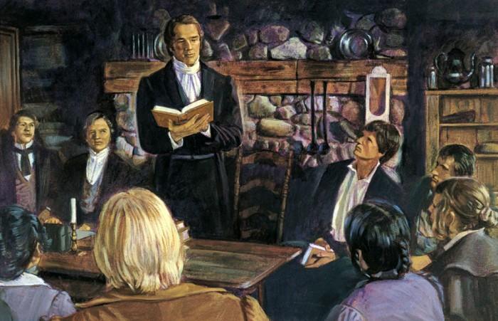 Mormon Polygamy Joseph Smiths Teenage Bride