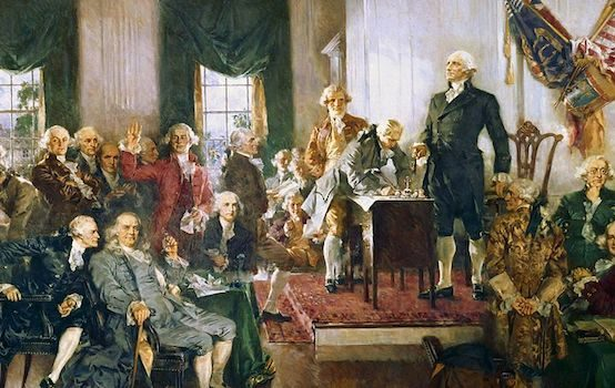 If an Article V convention is started, there is no way to keep it from even creating an entirely new constitution. In fact, that is exactly what happened in the Convention of 1787.