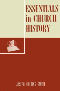 """Essentials in Church History."" Recommended books by LDS Answers"