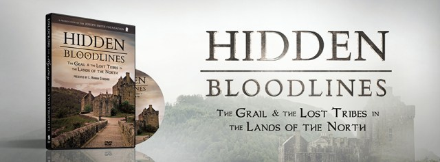 "Watch ""Hidden Bloodlines: The Grail & the Lost Tribes in the Lands of the North"" today!"