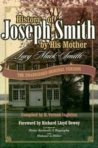 """History of Joseph Smith by His Mother."" Recommended books by LDS Answers"
