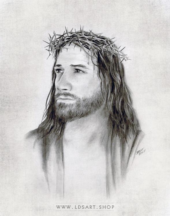 Jesus Crown Thorns Stock Illustrations - 1,886 Jesus Crown
