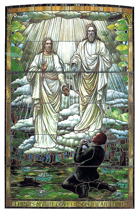 The First Vision c/o lds.org