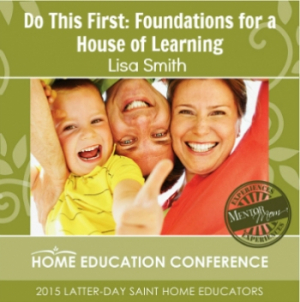 Do This First: Foundations for a House of Learning