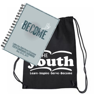 Logan Youth Guidebook with Knapsack