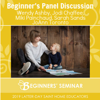 Beginners' Panel Discussion