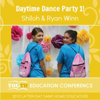 Daytime Dance Party 1! (Beginner)