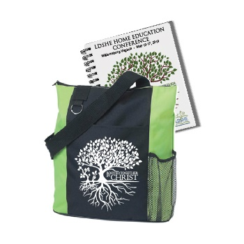 Williamsburg Home Education Conference Guidebook with Totebag