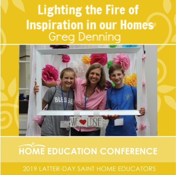 Lighting the Fire of Inspiration in Our Homes