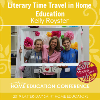 Literary Time Travel in Home Education: Bringing History and Literature to Life