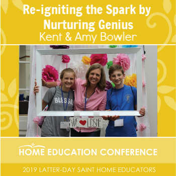 Re-igniting the Spark by Nurturing Genius
