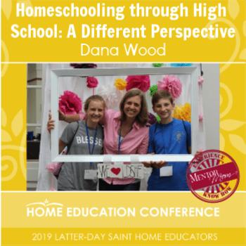 Homeschooling through High School: A Different Perspective