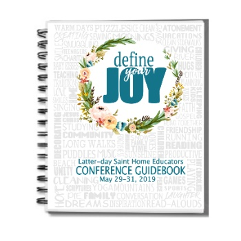 Logan Home Education Conference Guidebook