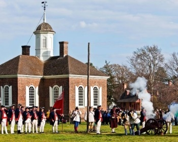Dads and Kids Activities-Thursday: Colonial Williamsburg Tour